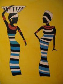 Figural, Acrylmalerei, Malerei