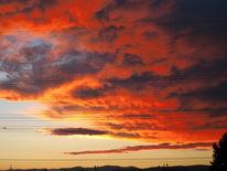 Wolken, Fotografie, Landschaft, Sonne