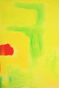 Wünsch, Abstrakt, Malerei, Ware