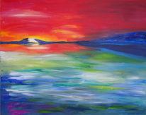 Herz, Seele, Befreiung, Malerei