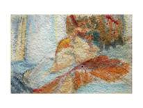 Lektion, Demut, Malerei
