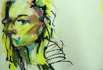 Malerei, Skizze