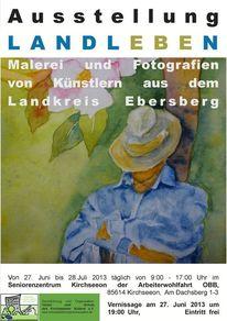 Landleben, Kirchseeon, Ebersberg, Ausstellung