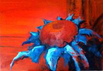 Malerei, Distel