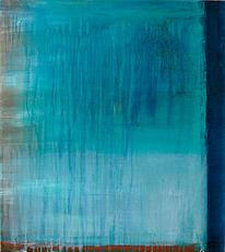Malerei, Abstrakt, Tiefe
