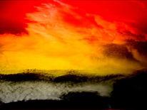 Wolken, Licht, Fotografie, Farben