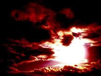 Licht, Farben, Wolken, Fotografie