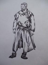 Skizze, Zeichnung, Zeichnungen, Mittelalter