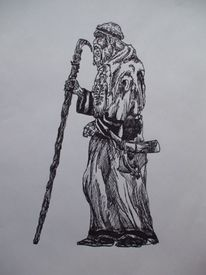 Zeichnung, Skizze, Zeichnungen, Mittelalter
