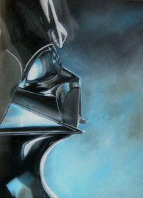 Malerei, Star wars, Rache, Figural