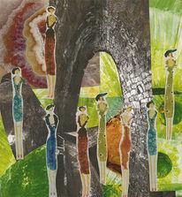 2013, Rubin, Landschaft, Mineral