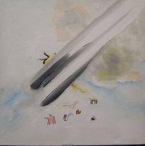 1958, Malerei,