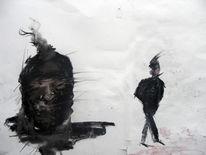 Zeichnungen, Privat, Dialog