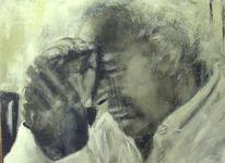 Fingerübung, Malerei, Schnell, Skizze
