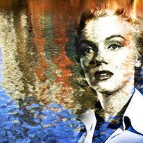 Frau, Digitale kunst, Fotografie,