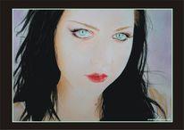 Ruschig, Evanescence, Amy, Zeichnungen