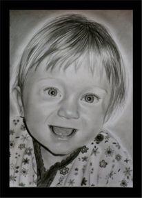 Ruschig, Portraitzeichnung, Bleistiftzeichnung, Zeichnungen