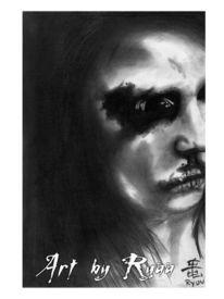 Düster, Dunkel, Portrait, Doomed
