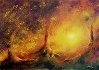 Herbstbilder, Malerei, Ewigkeit,