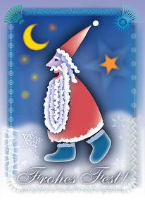 Formen, Nikolaus, Weihnachten, 2008