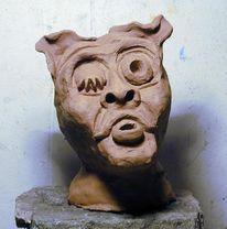 Figural, Skulptur, Plastik
