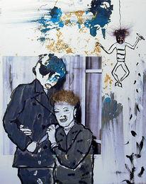 Malerei, Figural, Tod