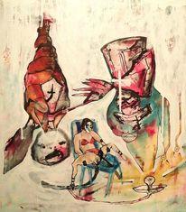 Malerei, Moment, Erleuchtung