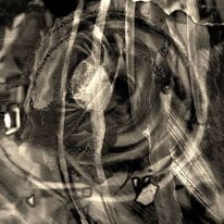 Figur, Kreis, Strich, Digitale kunst