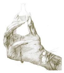 Wadde, Surreal, Hadde, Zeichnung