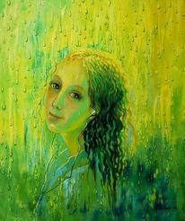 Regen, Musik, Malerei