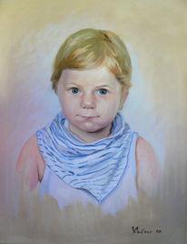 Ölmalerei, Figural, Malerei, Kind