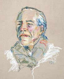 Portraitzeichnung, Portrait, Zeichnung, Zeichnungen