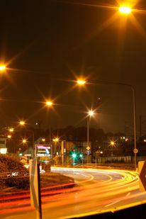 Auto, Verkehr, Fotografie, Ampel