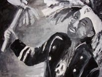 Menschen, Amerika, Malerei