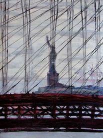 Malerei, Realismus, Amerika