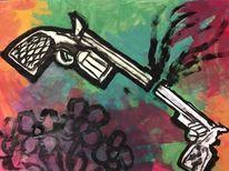 Malerei, Politik, Skizze, Geselschaft