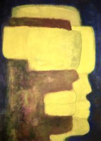 Politik, Malerei, Skizze
