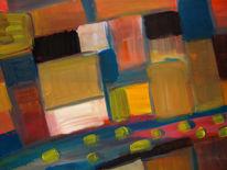 Skizze, Malerei, Abstrakt