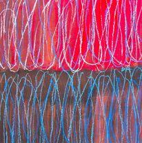Malerei, Abstrakt, Musik, 2015