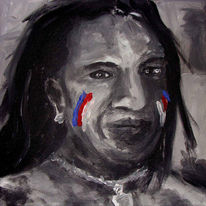 Malerei, 2008