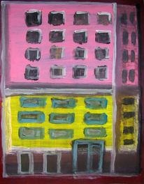 Malerei, Abstrakt, 2008