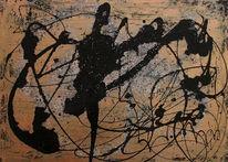 Abstrakt, Malerei, Annäherung