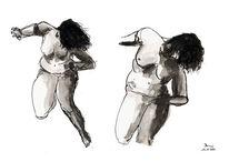 Zeichnung, Zeichnungen, Seh