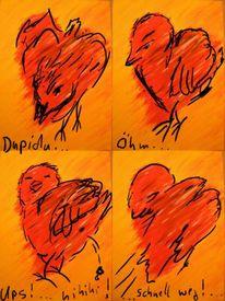 Skizze, Zeichnung, Zeichnungen, Herz