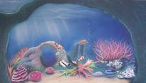 Fisch, Ozean, Unterwasser, Wasser