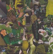 Collage, Mischtechnik