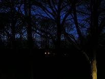 Abend, Landschaft, Fotografie, 2009