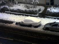 Winter, Pause, Reifen, Auto