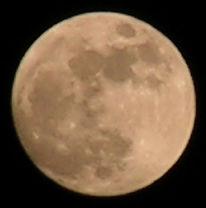 Mond, Pixel, Fotografie, Oster
