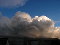 Landschaft, Fotografie, Gewitter, Wolken